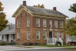 Bessey House, circa 1850.