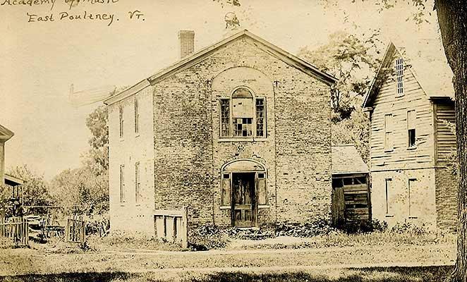 Union Academy,1900