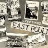 Welcome To East Poultney postcard