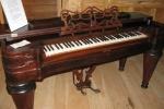 Melodeon, a reed organ