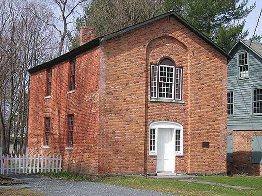 1791 Union Academy museum