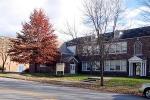 Poultney High School, built 1936