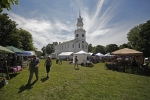 East Poultney Day on the green