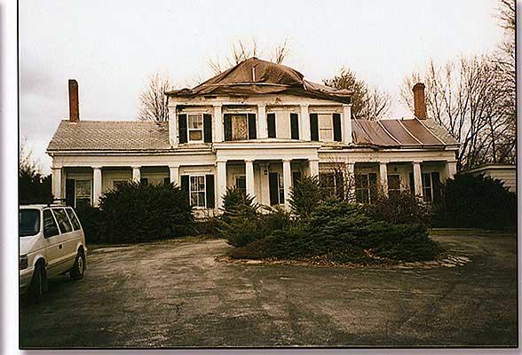 Stonebridge - exterior
