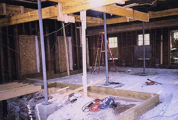 Stonebridge-Reconstruction of interior 2B