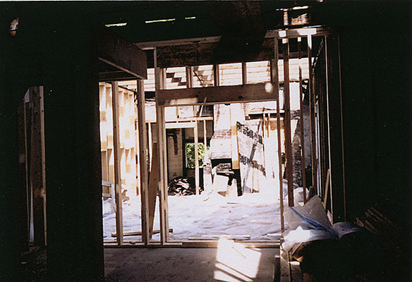 Stonebridge-Reconstruction of interior 2E