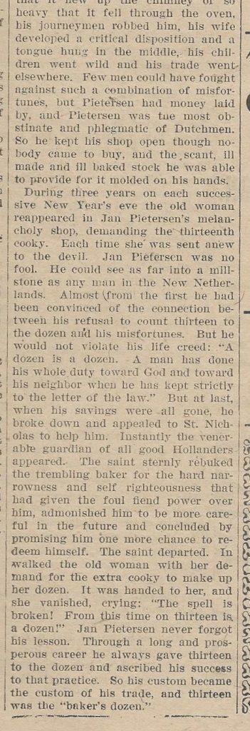 Bakers Dozen June 14 1907 (2)