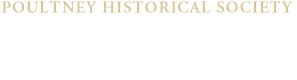 Poultney Vermont Historical Society